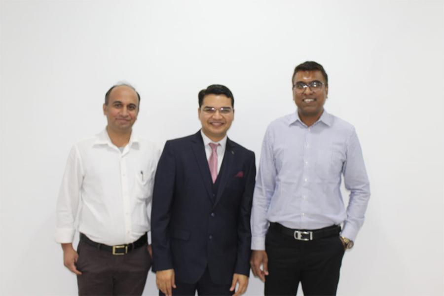 Ahmedabad Clinic Inauguration